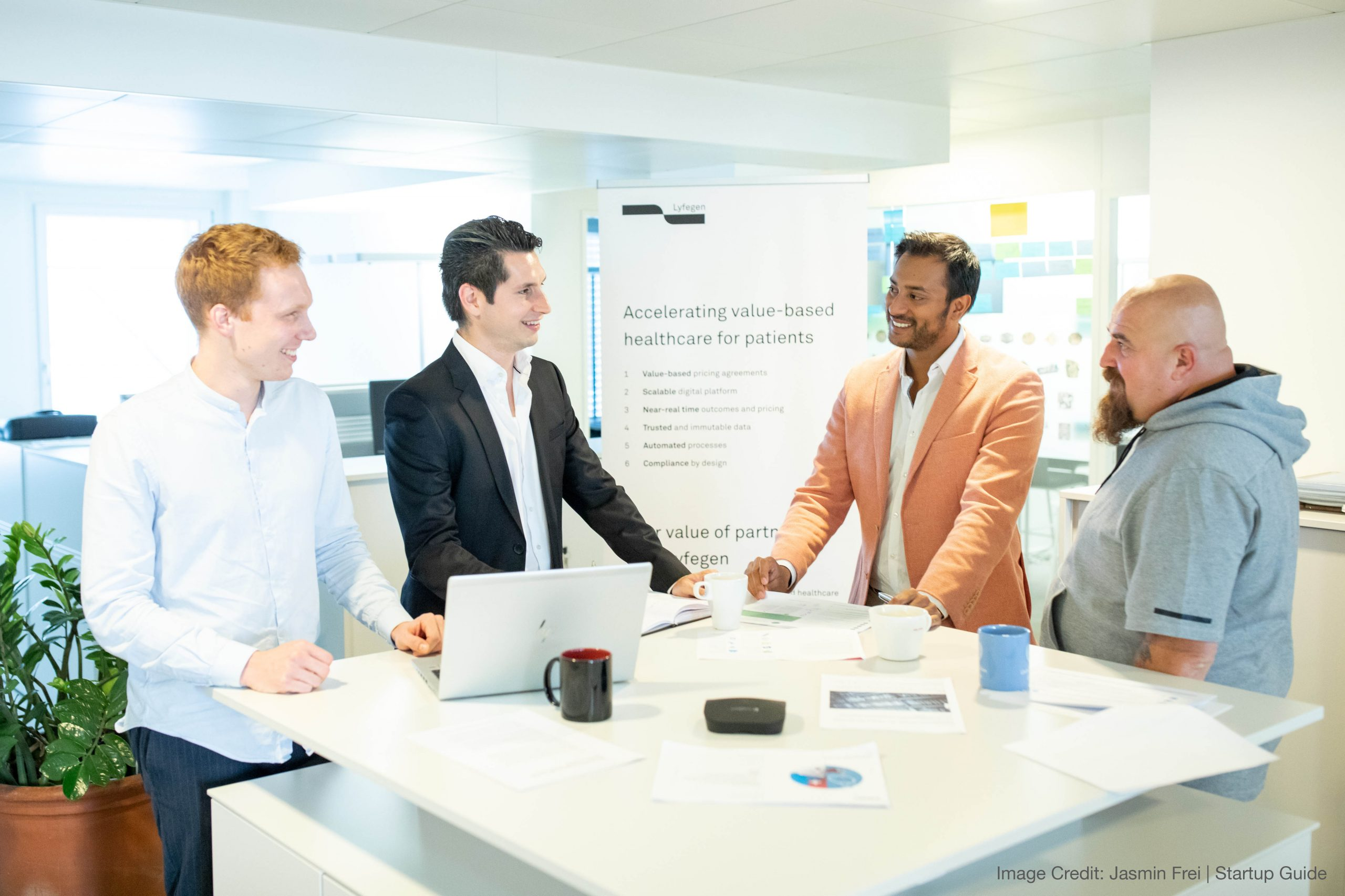 Breaking News: Lyfegen Raises Additional CHF 2 Million to Advance Value-Based Healthcare Contracting